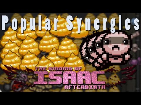 The Binding of Isaac Afterbirth Plus | Breaking with Super Bum! | Popular Synergies!
