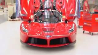 Fábrica da Ferrari - Linha de Montagem da Ferrari - Fábrica de Carros - FVM