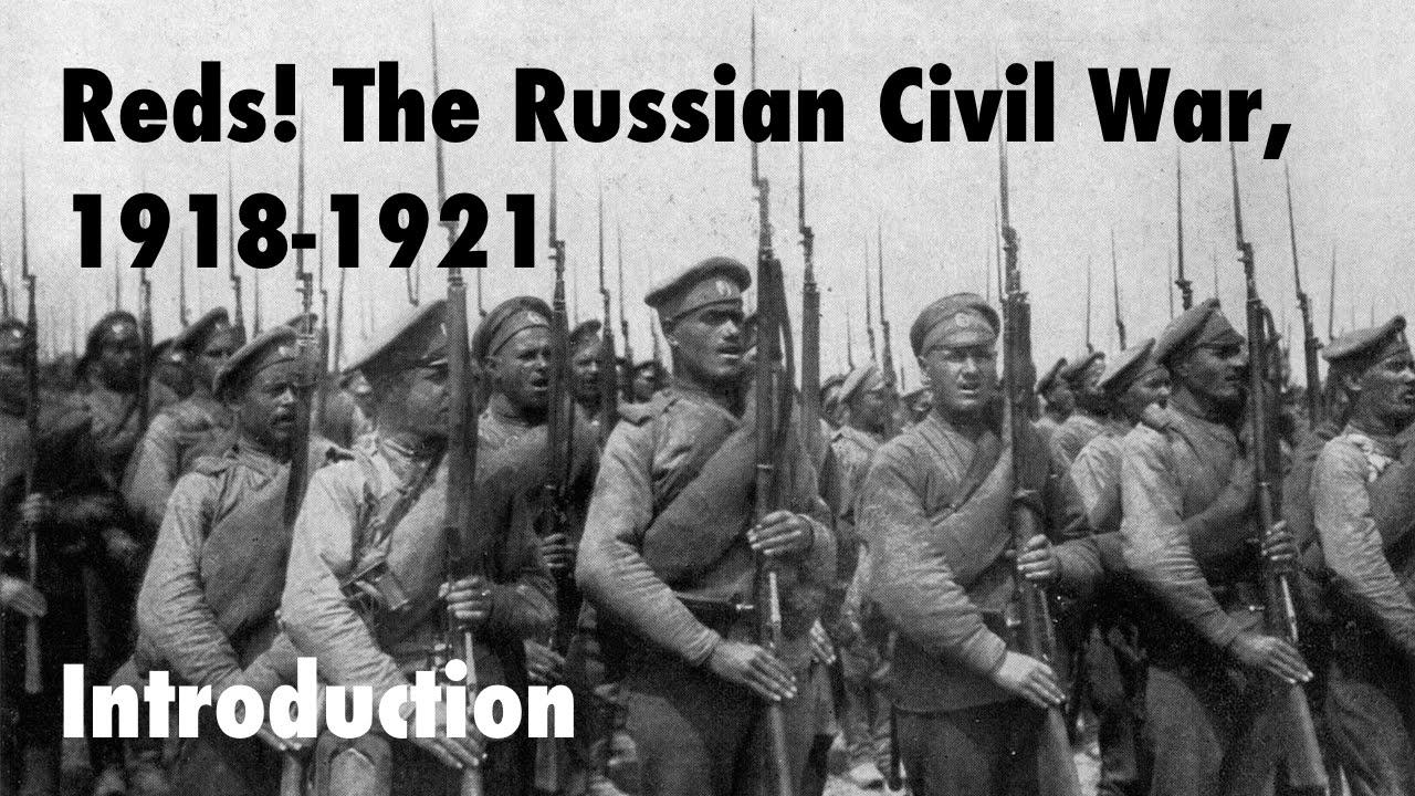 Russian Civil War See 73
