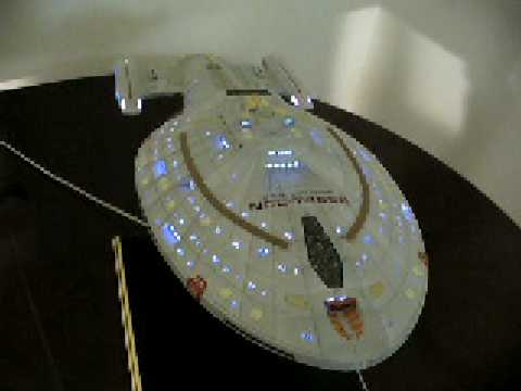 Uss Voyager Modell