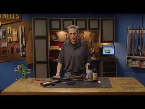 Firearm Maintenance: Ruger 10/22 Cleaning — Part 2/4