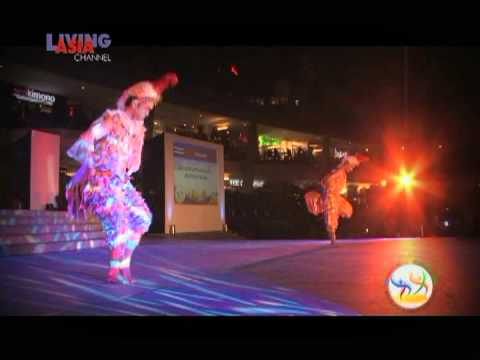 NCCA: THE LANGUAGE OF DANCE | Living Asia Channel