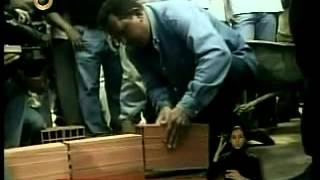 Himno con la voz de Chávez en Globovisión