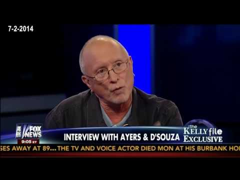 Interview With Bill Ayres & Dinesh D'Souza Part 3