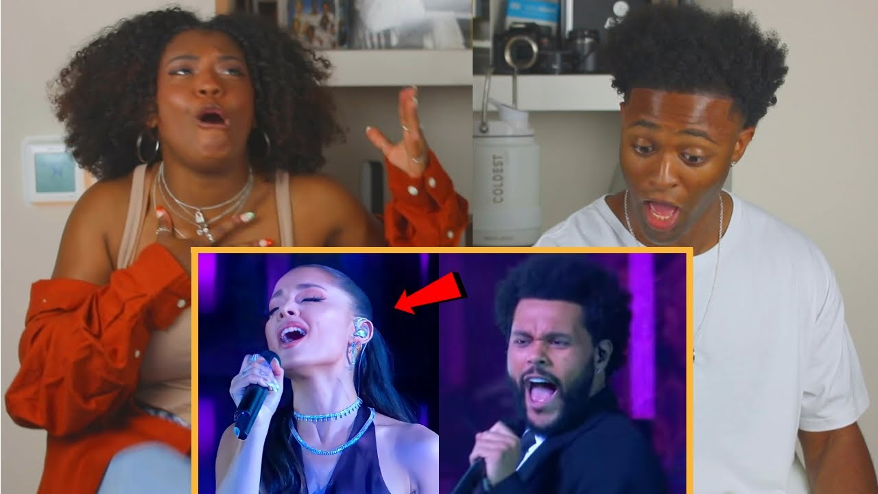 ARIANA GRANDE STUNS THE WEEKND WITH INSANE WHISTLE NOTE (UNBELIEVABLE 😱)