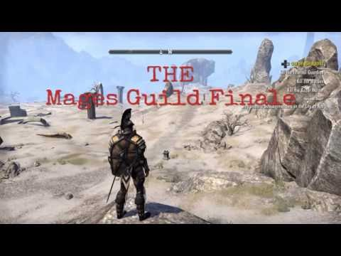 The Mad God's Bargain/The Elder Scrolls Online