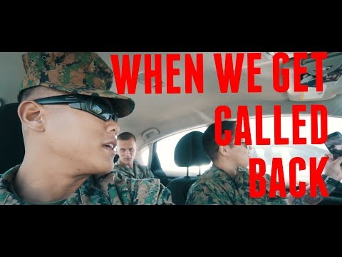 Vlog#7| Day In the Life on Base For a Reserve Marine