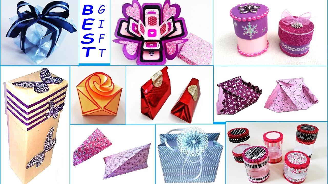 10 gift packet life hacks best of youtube negle Choice Image