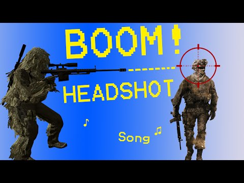 Boom Headshot Song  Games