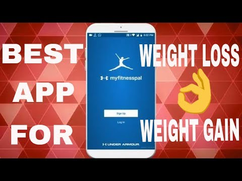 BEST APP FOR WEIGHT LOSS MYFITNESSPAL IN HINDI