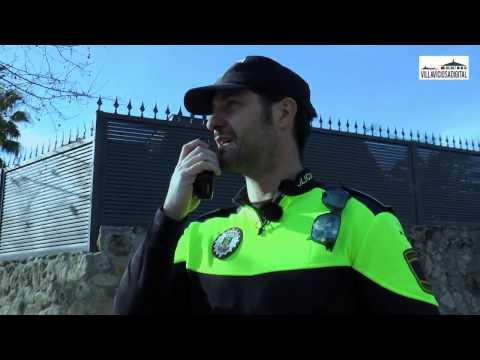 Vídeo reportaje Policia Local Villaviciosa de Odon Villaviciosadigital