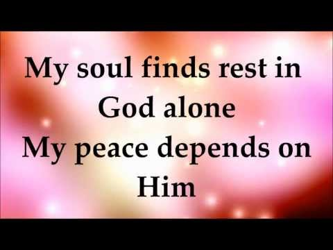 Paul Wilbur - Resting Place - Lyrics