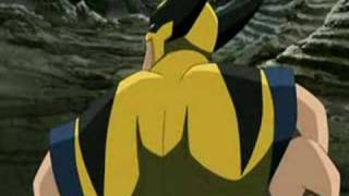 Hulk vs Wolverine trailer 2009
