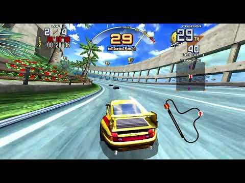 GPD Win 2 - Supermodel Sega Model 3 Emulator Scud Race by HMR - Handheld  Master Race