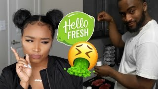 EXPOSING HELLO FRESH & WATCH ME COOK | Kathryn Bedell
