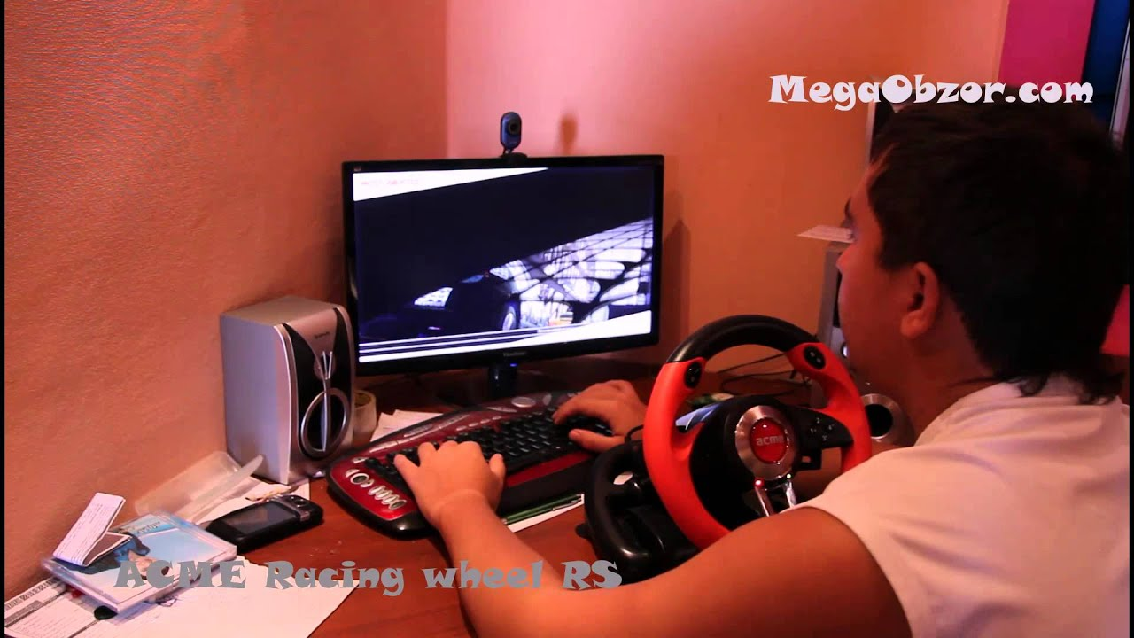 ACME RS RACING WHEEL DOWNLOAD DRIVERS