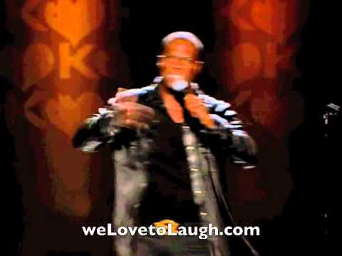 Kevin Hart - Thugs (Seriously Funny)