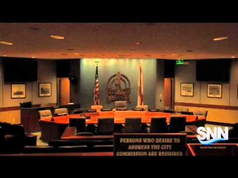 SNN: Sarasota City Commission Runoff Election Set