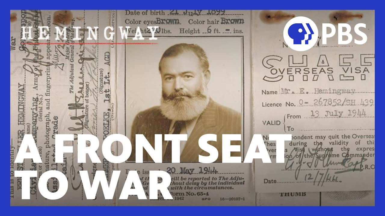 Download When Hemingway and Martha Gellhorn Reported from Spain | PBS