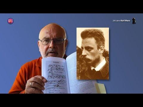 Rolf Geffken: Rilke, Arbeit, Marx - Eine Verwandtschaft