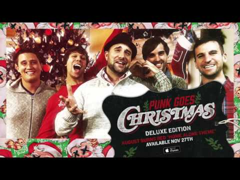 Punk Goes Christmas - August Burns Red