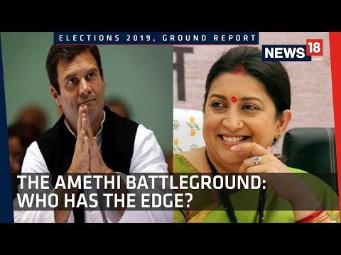 Elections 2019 | Ground Report: Amethi Gears Up For Big Battle Between Congress and BJP
