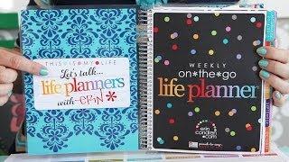 Erin Condren Let's Talk... Life Planners: Inside the  2014/15 Planner!