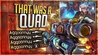 THAT WAS A QUAD!!! (BO3 Clips & Funny Moments)