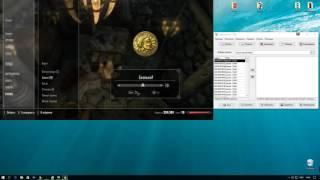 Skyrim SE  Взлом игры через программу Артмани(ArtMoney ) на деньги