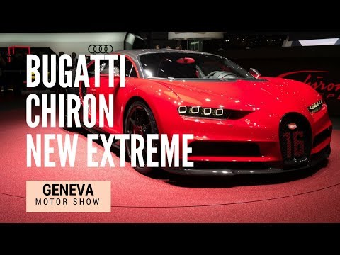 Bugatti Chiron Sport Is The Chiron Taken to New Extreme - Geneva Motor Show 2018