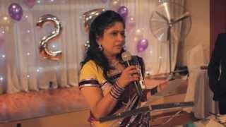 Vikas & Kavita Khavare Silver Anniversary
