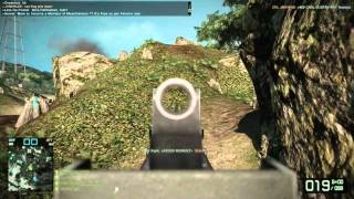 Battlefield Bad Company 2 Multiplayer Gameplay with Commentary - Valparaiso Rush (in HD)