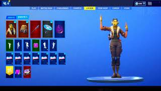 "NEW SKIN ""VELOCITY"" MORE NEW BAILES IN FORTNITE ? SEASON 9"