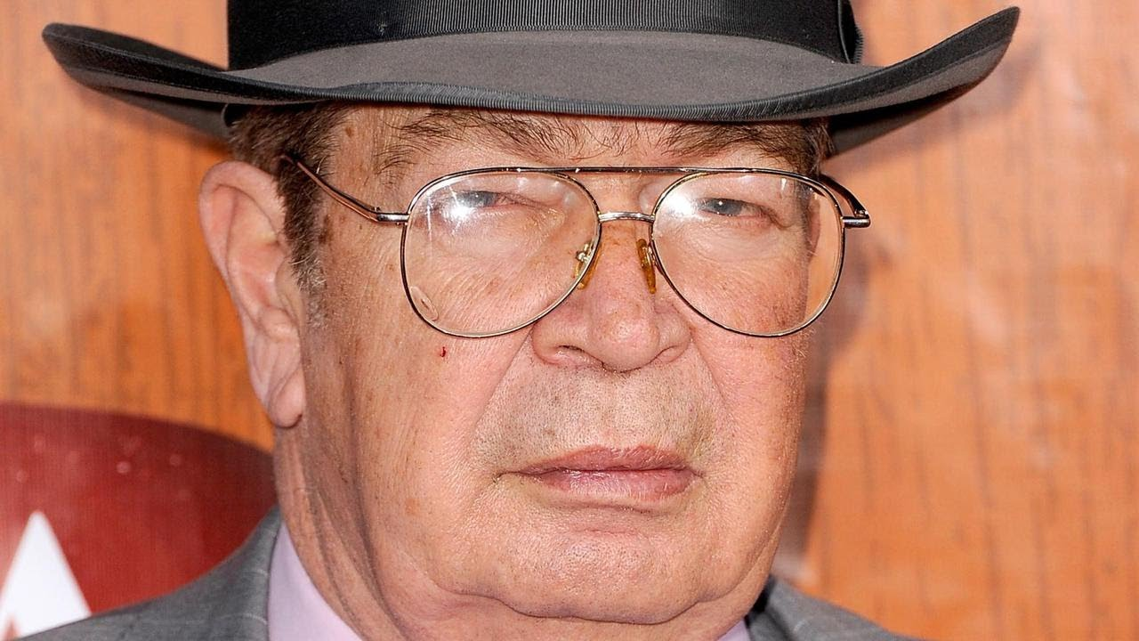 'Pawn Stars' Harrison, known as 'The Old Man,' dies