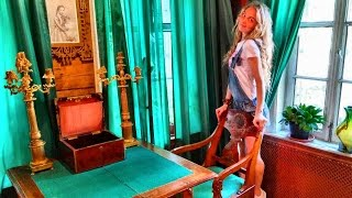 видео Дом-музей А. П. Гайдара в Клину
