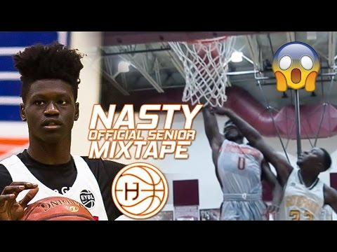 Zack Dawson OFFICIAL SENIOR YEAR MIXTAPE! TOP 3 PG IN THE NATION?