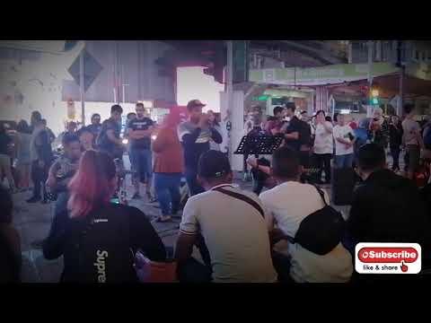 RADJA - JUJUR | Lan Fresh Buskers di Bukit Bintang Malaysia