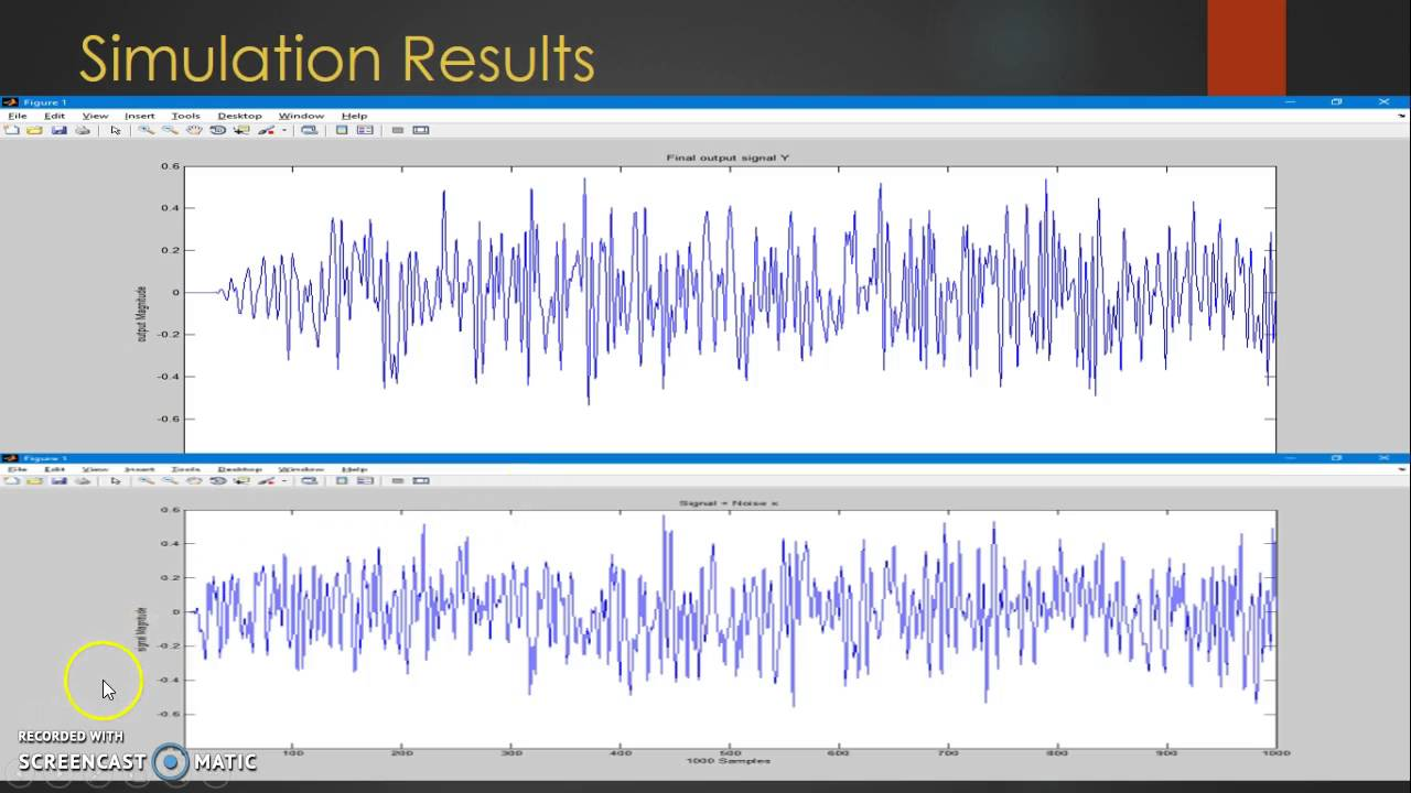 EE278 | LMS Adaptive FIR Filter | SJSU