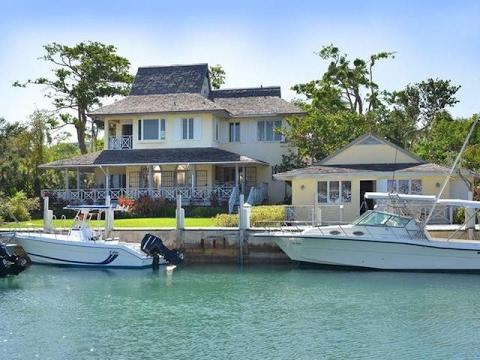 Lanai House  -   Bahamas Realty HD
