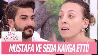 Mustafa ve Seda kavga etti! - Esra Erol'da 21 Eylül 2017