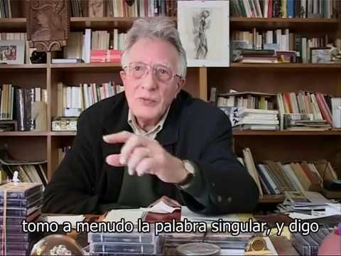 L'invisible (Lo Invisible) - Entrevista a Jean Oury - Nicolas Philibert - Subtitulada al español