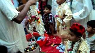 Repeat youtube video YASIR KHAN,KHATNA CEREMONY