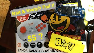 Bandai Namco Flashback Fail - Worth it at $5 ?