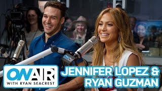 Jennifer Lopez Answers Fan Questions | On Air with Ryan Seacrest