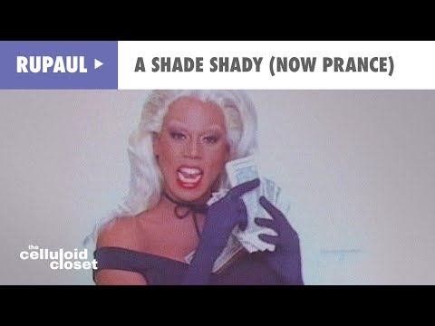 RuPaul - A Shade Shady (Now Prance) (Official Music Video)