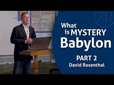 What is Mystery Babylon  Part 2 with David Rosenthal