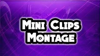 "•|MCPE Mini Clips Montage|•""Fight Back"""
