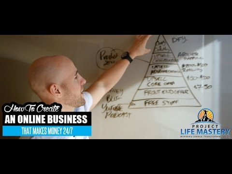 How To Create An Online Business That Makes Money 24/7 thumbnail
