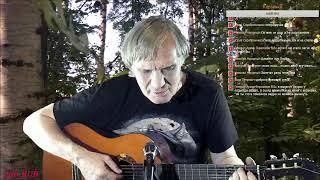 Песни под гитару Бессмертный Высоцкий. Как всё изменилось....TB №169