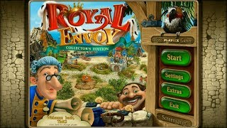Royal Envoy - Bonus Level 18 - Market Economy